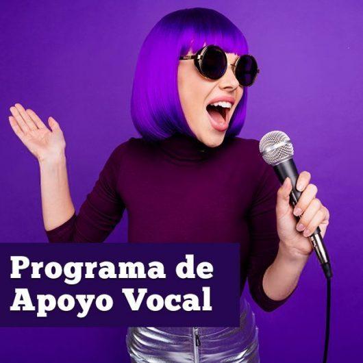 Programa de Apoyo Vocal